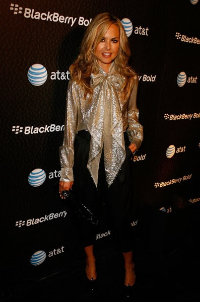 Blackberry Bold Party