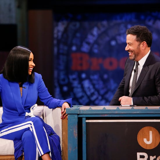 Cardi B on Jimmy Kimmel Live 2018