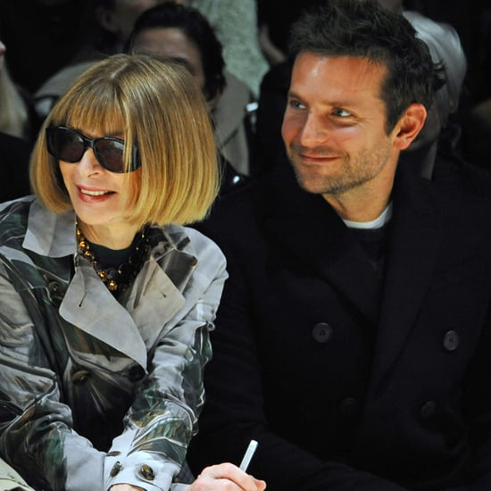 Celebrities Front Row at London Fashion Week 2014