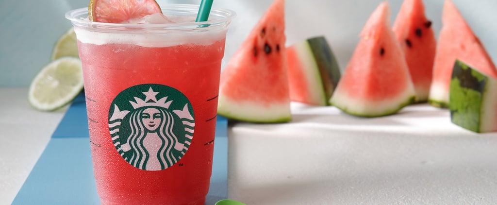 Starbucks' New Shaken Watermelon Tea Is the Drink Your Summer Needs!
