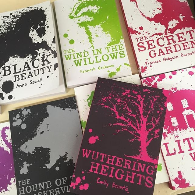 Because beautiful book covers are LIFE.