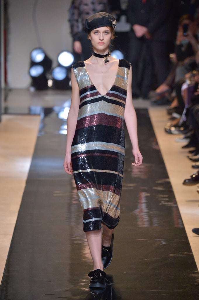 The Choker First Popped Up on the Fall '15 Runway