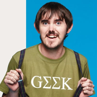 Nathan Is the Secret Millionaire of Beauty and the Geek Australia 2012