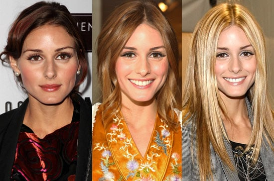 Which Hair Colour Do You Like Most on Olivia Palermo? 2010-01-13 02:45:00