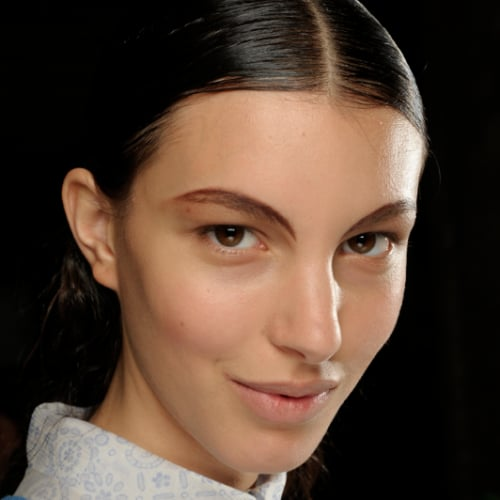 Thakoon Spring 2013 Hair and Makeup