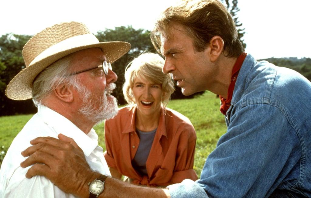 Jurassic Park, Jurassic Park II, and The Lost World: Jurassic Park