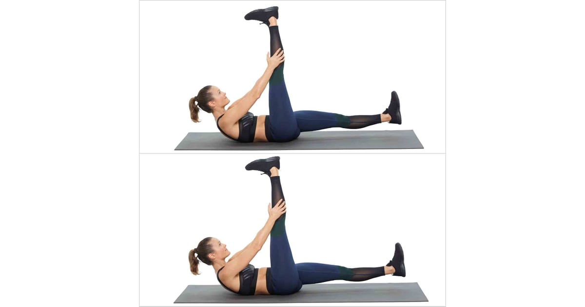 Circuit 2 Pilates Scissor Bodyweight Workout For Arms