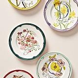 Fiona Corsini Monogram Canape Plate