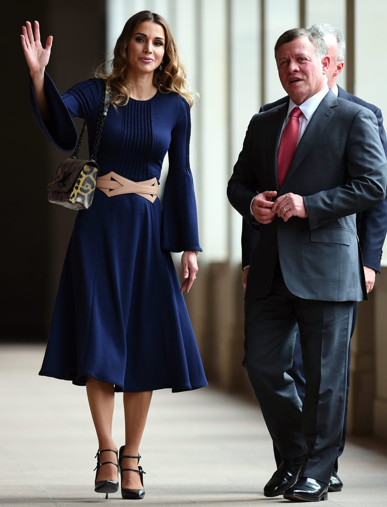 Queen Rania Is Never Fully Dressed Without This 1 Accessory