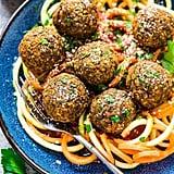 Vegan: Lentil Meatballs