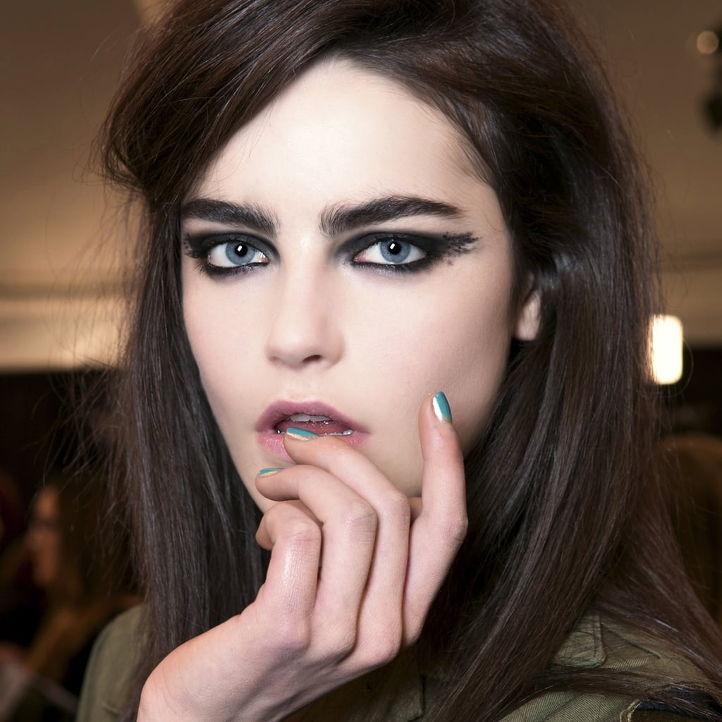 Nail Color Trend of the Moment: Teal