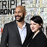 Pictured: Keegan-Michael Key and Elisa Key