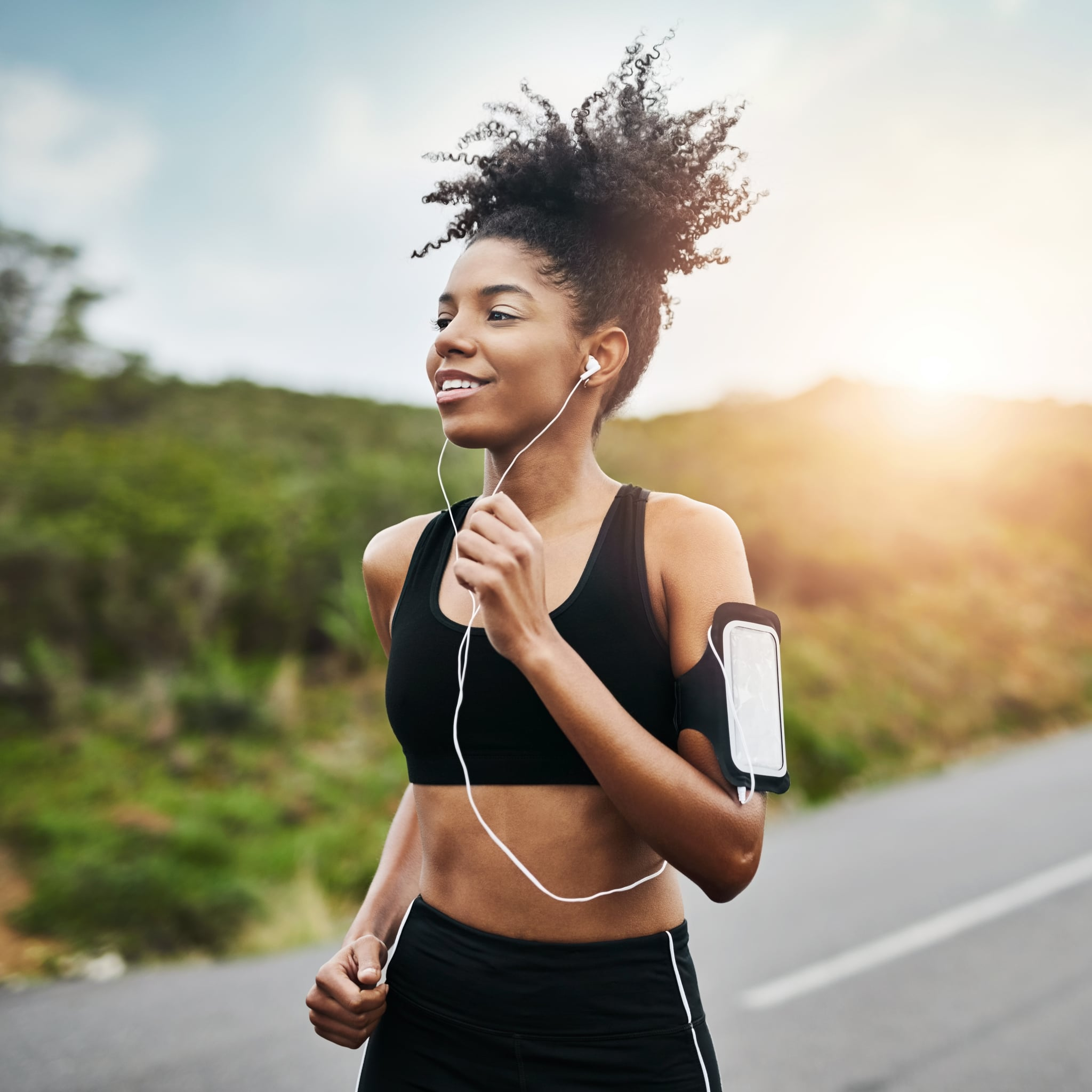 The Best Sports Bras For Low, Mid and High-Impact Workouts | POPSUGAR Fitness Australia