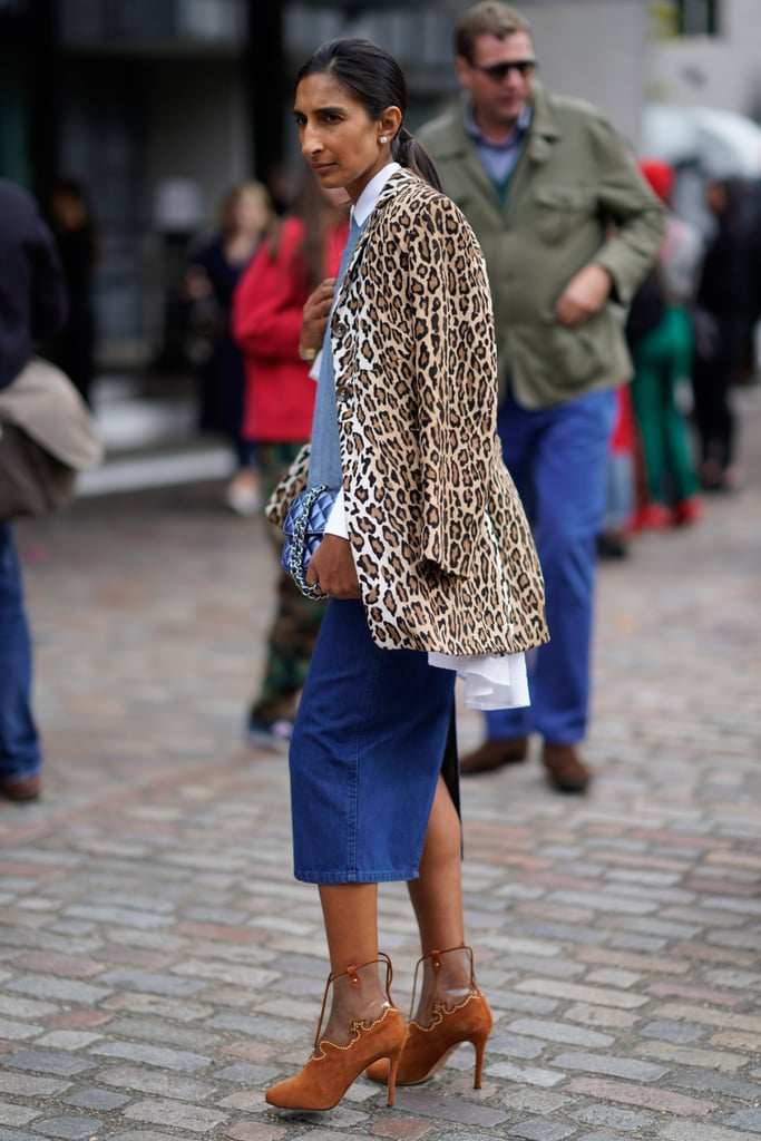 Utilize the Print to Be More Inventive With Your Work Wear
