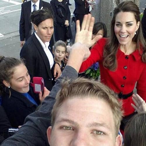 Duke and Duchess of Cambridge's Royal Tour 2014 Social Pics