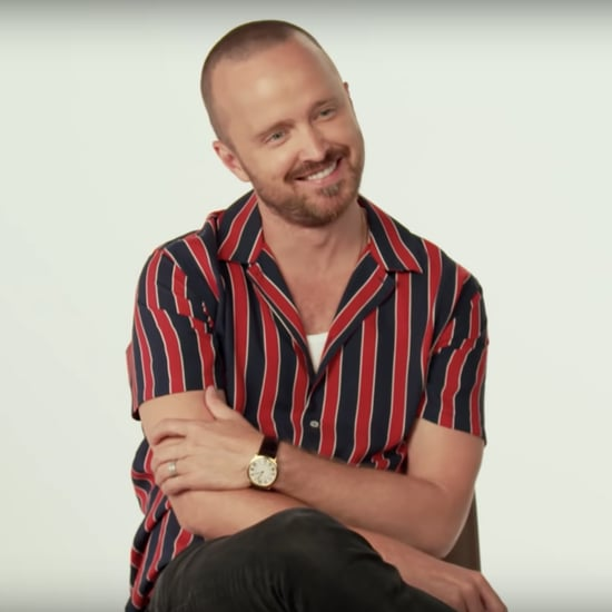 "Aaron Paul Reliving Jesse Pinkman's ""Bitch"" Evolution Video"