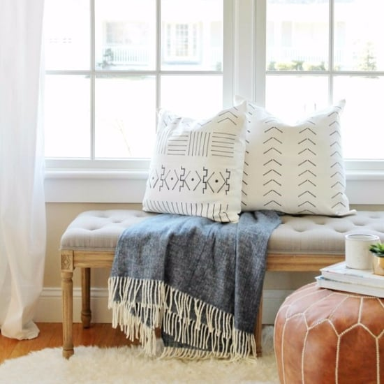 DIY Mudcloth Pillows