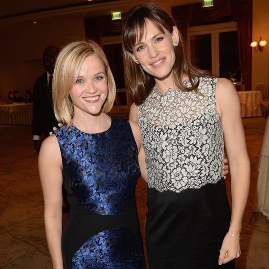 Reese Witherspoon, Jennifer Garner At Beat The Odds Awards