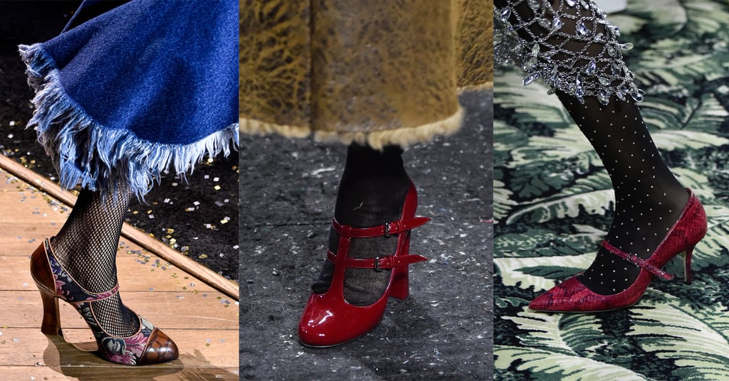 Fall 2019 Shoe Trend: Mary Janes