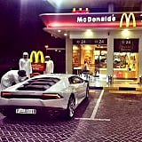 They Drive Their Lambos to Mickey D's