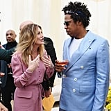 Beyonce and JAY-Z at Roc Nation Brunch 2019