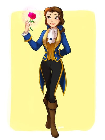 Cross-Dressing Belle