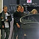 Pictures of Tom Cruise in Canada