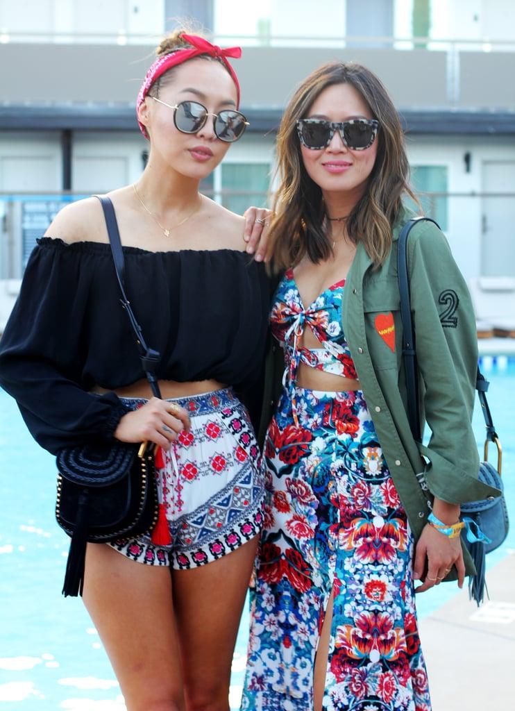 Dani and Aimee Song