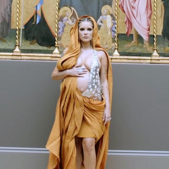 Halsey Wears Schiaparelli For Her Album Reveal at the Met