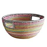Natura Rainbow Shelf Basket