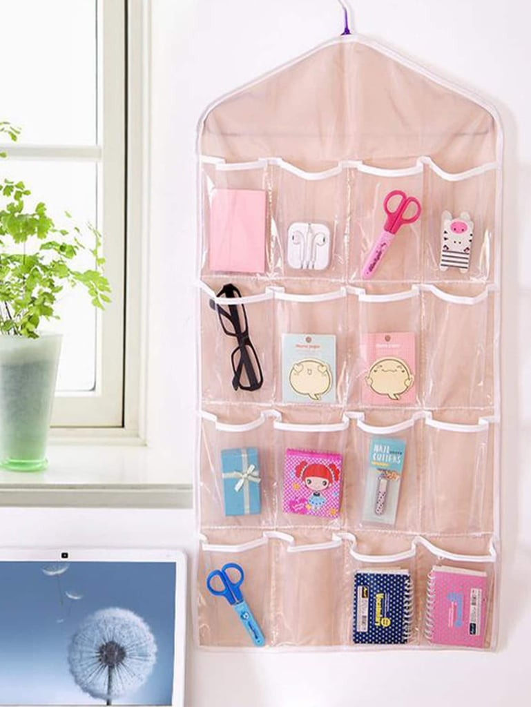 Pocket Clear Storage Bag