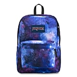 JanSport Superbreak Backpack Deep Space Galaxy
