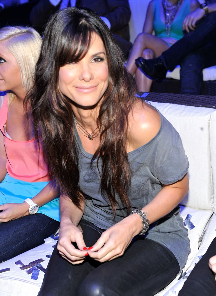 She Doesnt Beat Herself Up What Sandra Bullock Does To