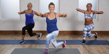 cardio workout for beginners  popsugar fitness