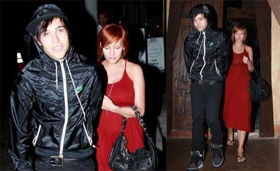 Photos of Pregnant Ashlee Simpson and Pete Wentz Out in LA