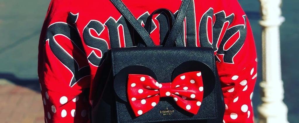 Disneyland's Popular Spirit Jersey Now Comes in Supercute Minnie Dots