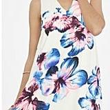 Towne Floral Choker Dress ($68)