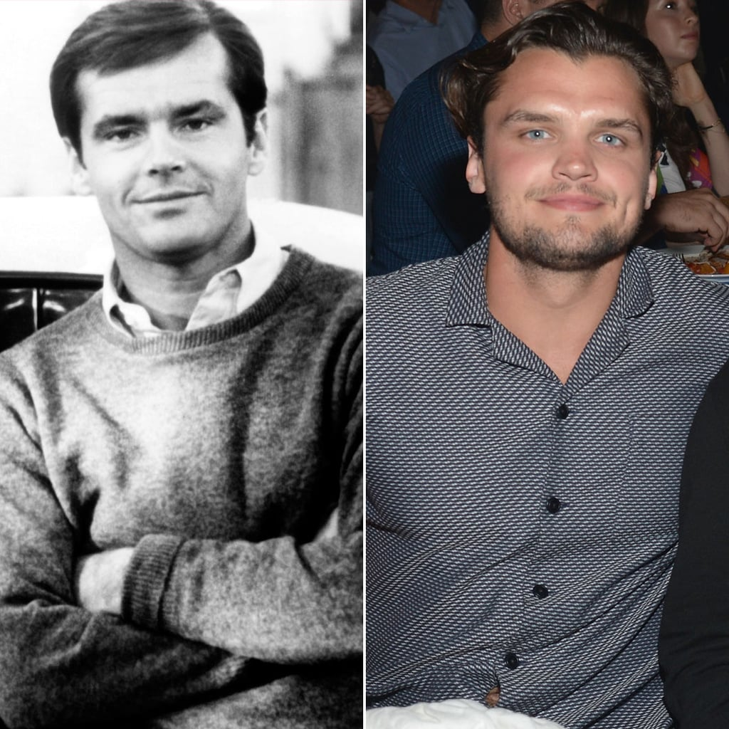 Jack Nicholson And Son Ray Lookalike Photos Popsugar Celebrity According to him, my mother never saw the irony of calling me a son of a bitch. jack nicholson and son ray lookalike