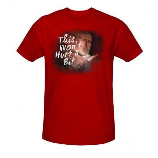 """This Won't Hurt a Bit"" T-Shirt ($27)"