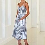 Sunward Midi Dress