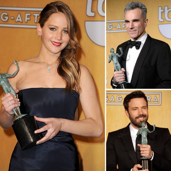 The 8 Most Memorable Quotes From the SAG Awards Press Room