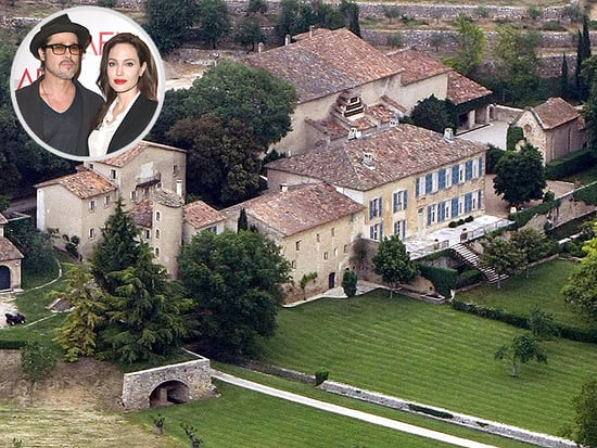 Brad Pitt and Angelina Jolie's French Estate Chateau Miraval Is Not for Sale