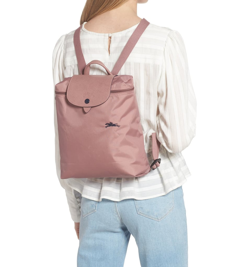 Longchamp Le Pliage Club Backpack | Best Handbags From the ...