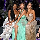 Gabrielle Union, Chrissy Teigen, and Jessica Alba at the Vanity Fair Oscars Party