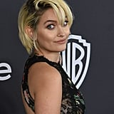 Paris Jackson at Golden Globes Afterparty 2017