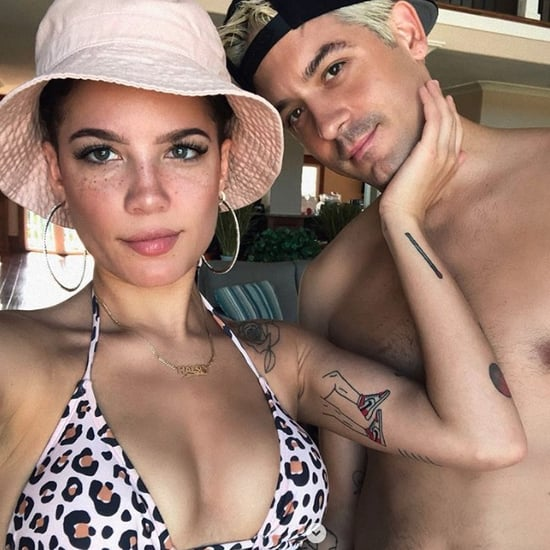 Halsey and G-Eazy Vacation Photos Sept. 2018