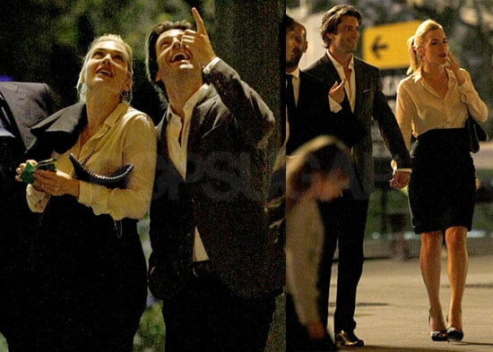 Pictures of Kate Winslet With Boyfriend Louis Dowler in Paris