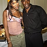 Naomi Campbell and Tyson Beckford.