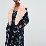 Endless Rose Jacquard Coat