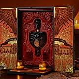 The set comes with two candles to create a haunting tequila ritual.